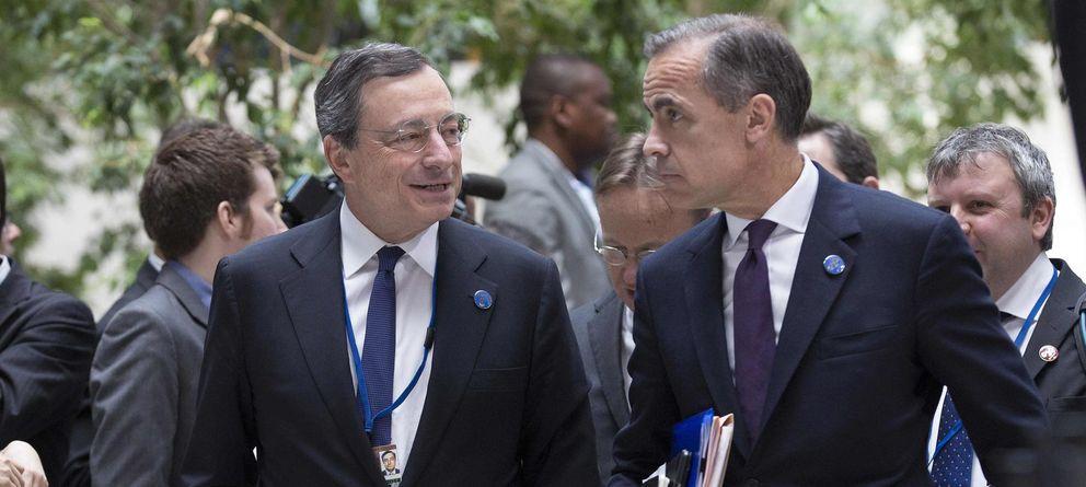 El BCE y el Banco de Inglaterra venden la necesidad de resucitar las titulizaciones