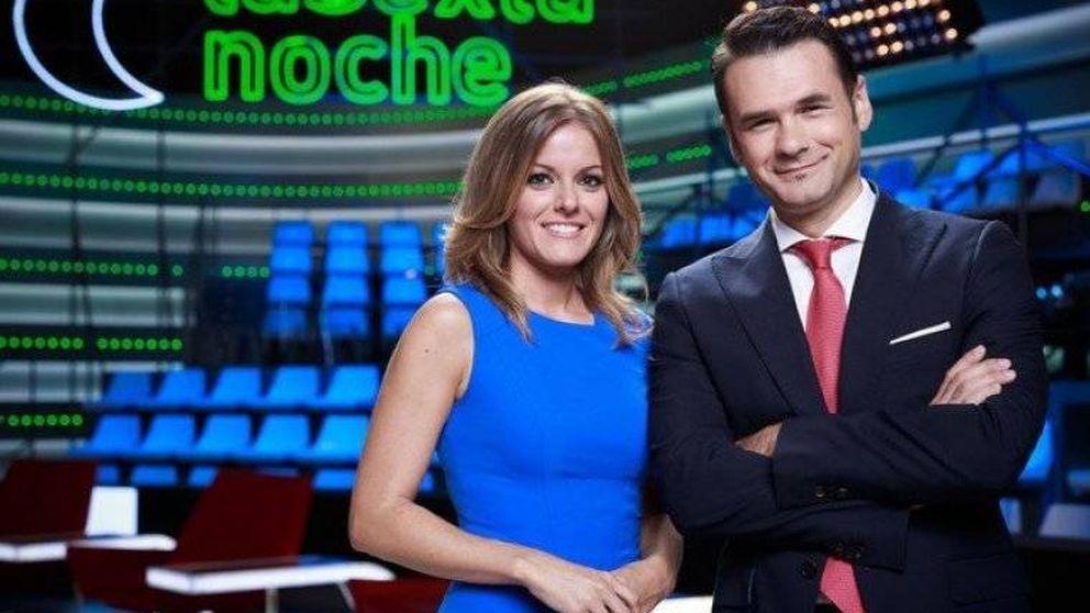 El bebé de 'laSexta noche': así es el hijo de Iñaki López y Andrea Ropero