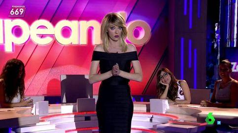 Frank Blanco: Anna Simon debe ser mi sustituta en 'Zapeando', se lo ha ganado