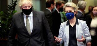 Post de Johnson habla con Von der Leyen sobre un inminente acuerdo del Brexit