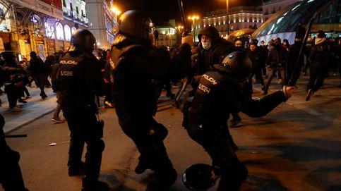 Alerta policial por telegrams de la izquierda radical en el inicio de la campaña de Madrid
