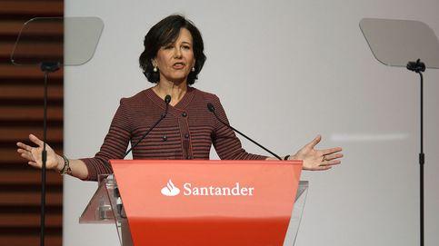 Banco Santander apura la semana lastrada por sus filiales en Reino Unido y EEUU
