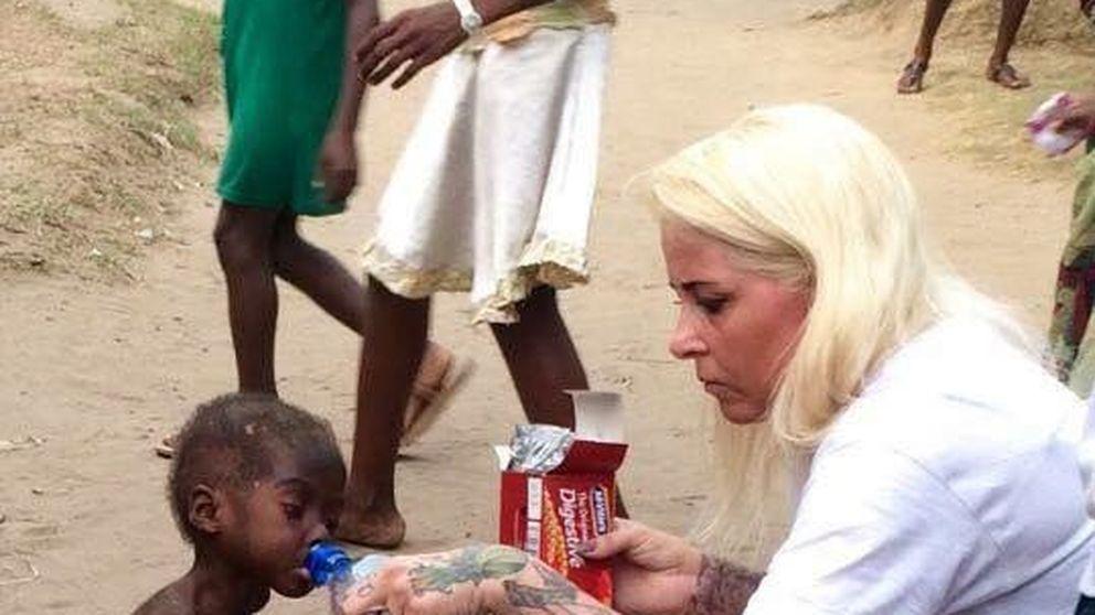 Salvan la vida a un bebé nigeriano de dos años acusado de 'brujo'