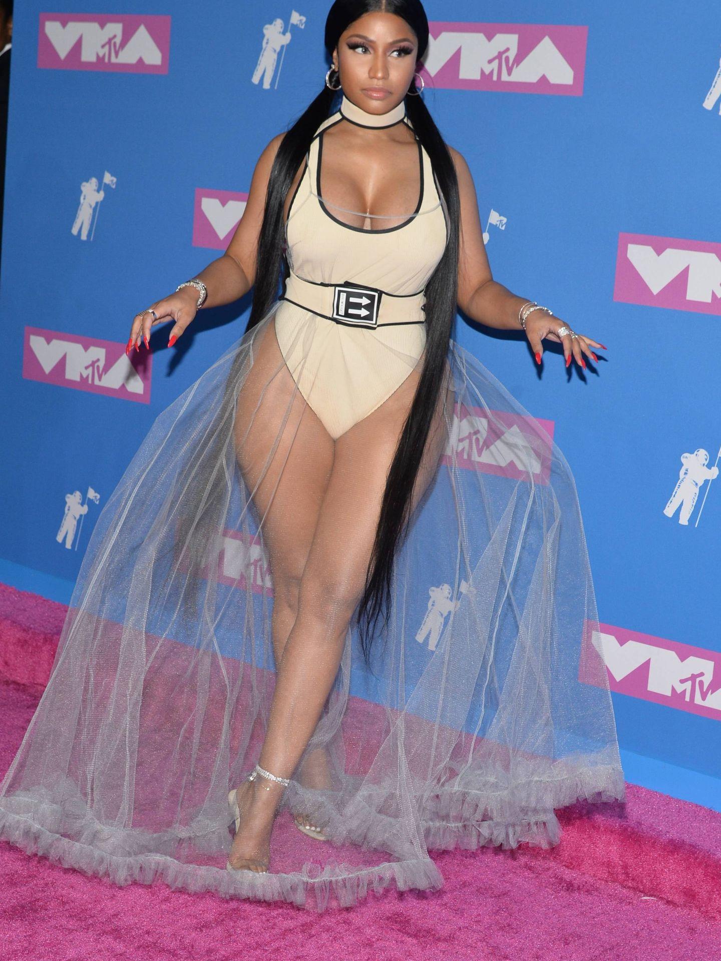 Nicki Minaj. (Cordon Press)