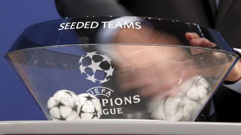 Siga en directo el sorteo de los octavos de final de la Liga de Campeones