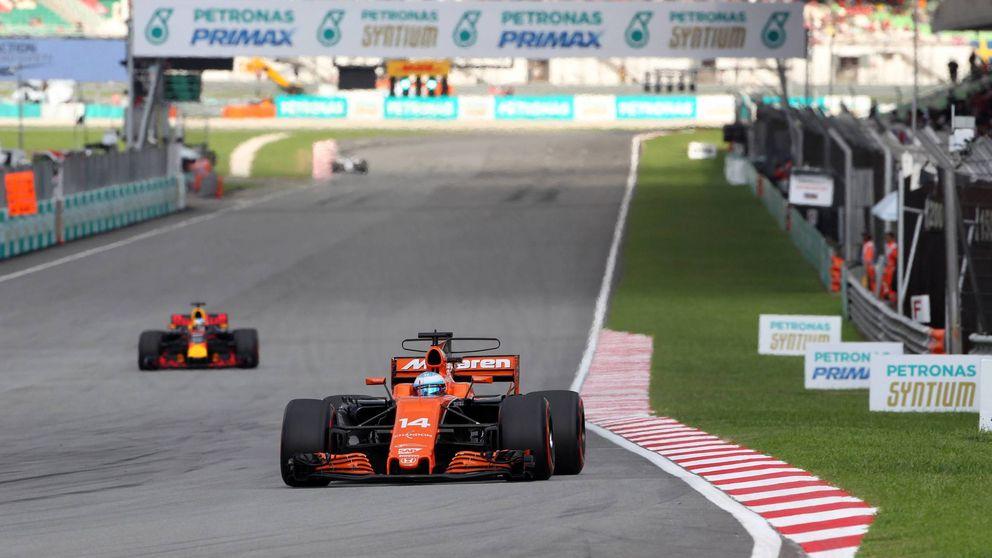 El morbo de 2018 entre McLaren y Red Bull y el sarcasmo de Toro Rosso con Honda