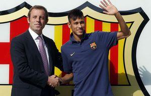 El Barcelona asume su error fiscal en la 'operación Neymar'