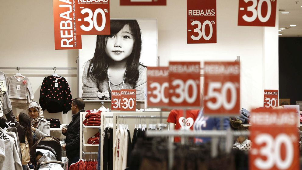 El comercio textil elevó sus ventas en 2014 tras siete años de caídas