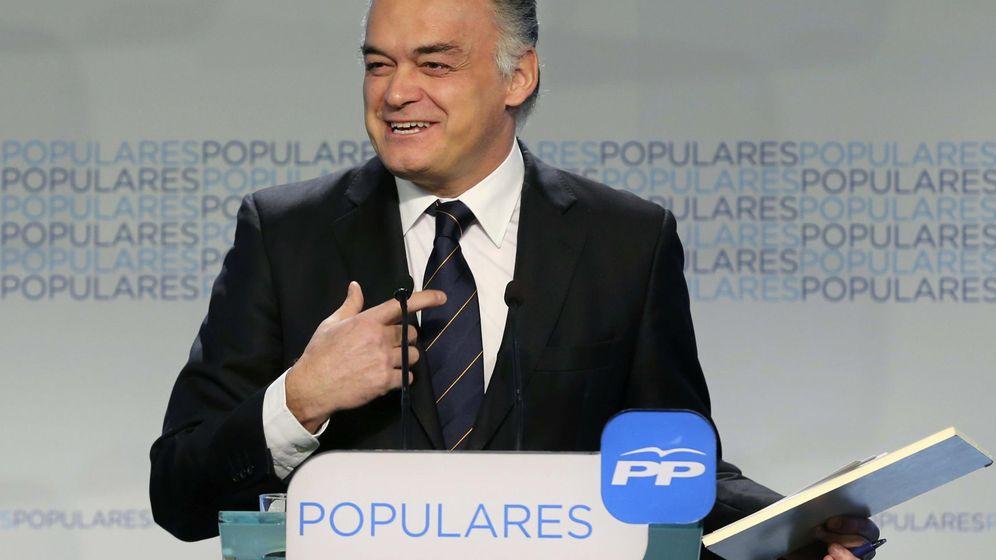 Foto: Esteban González Pons. (EFE)