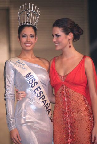 Foto: La crisis también llega a Miss España