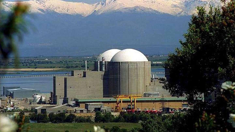 Fotografía de archivo del exterior de la Central Nuclear de Almaraz. (EFE)