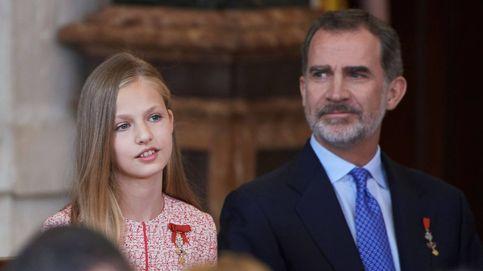 Viaje de Estado y Leonor en solitario: arranca la 'semana grande' de la familia real