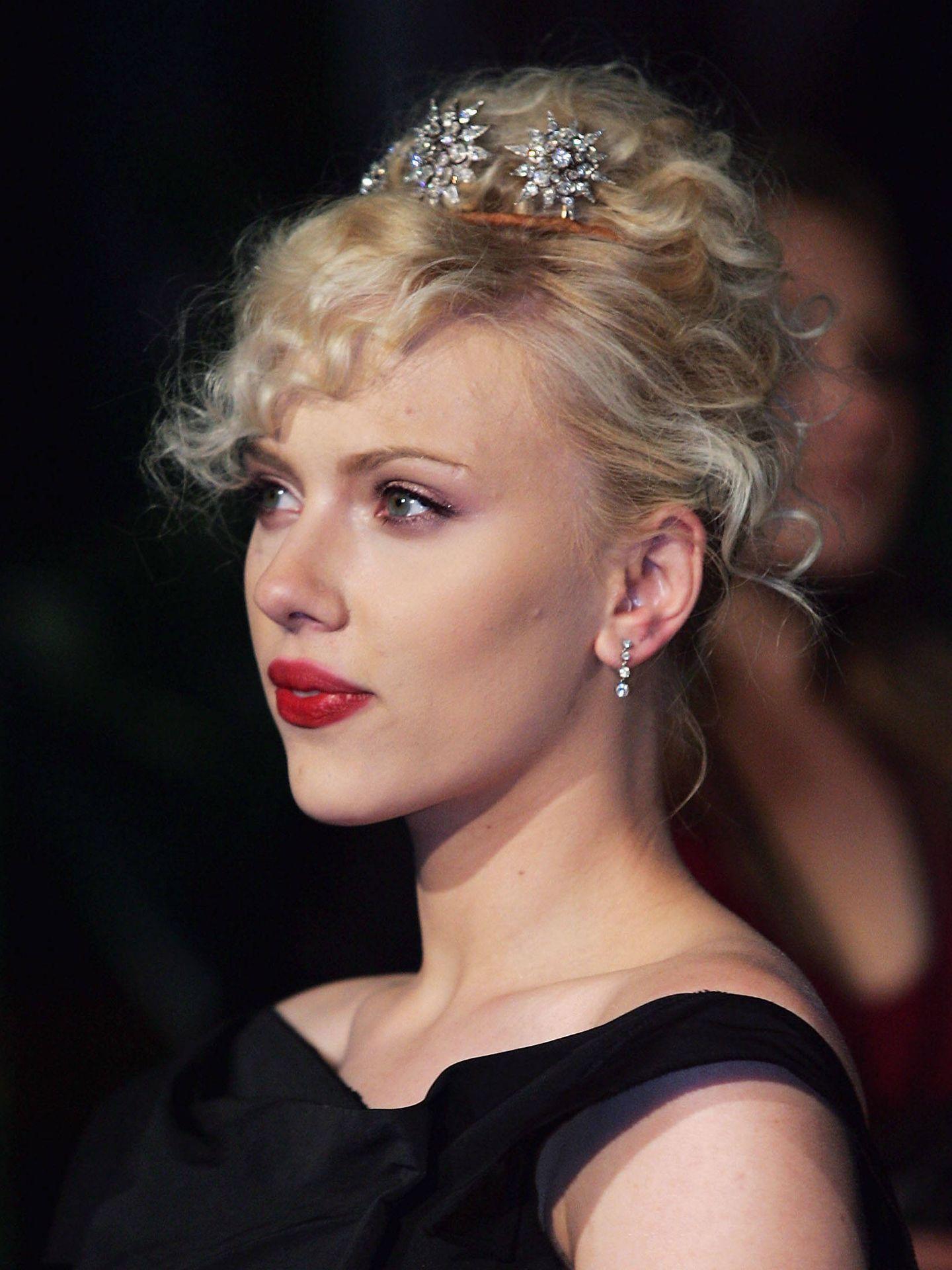 Scarlett Johansson. (Getty)