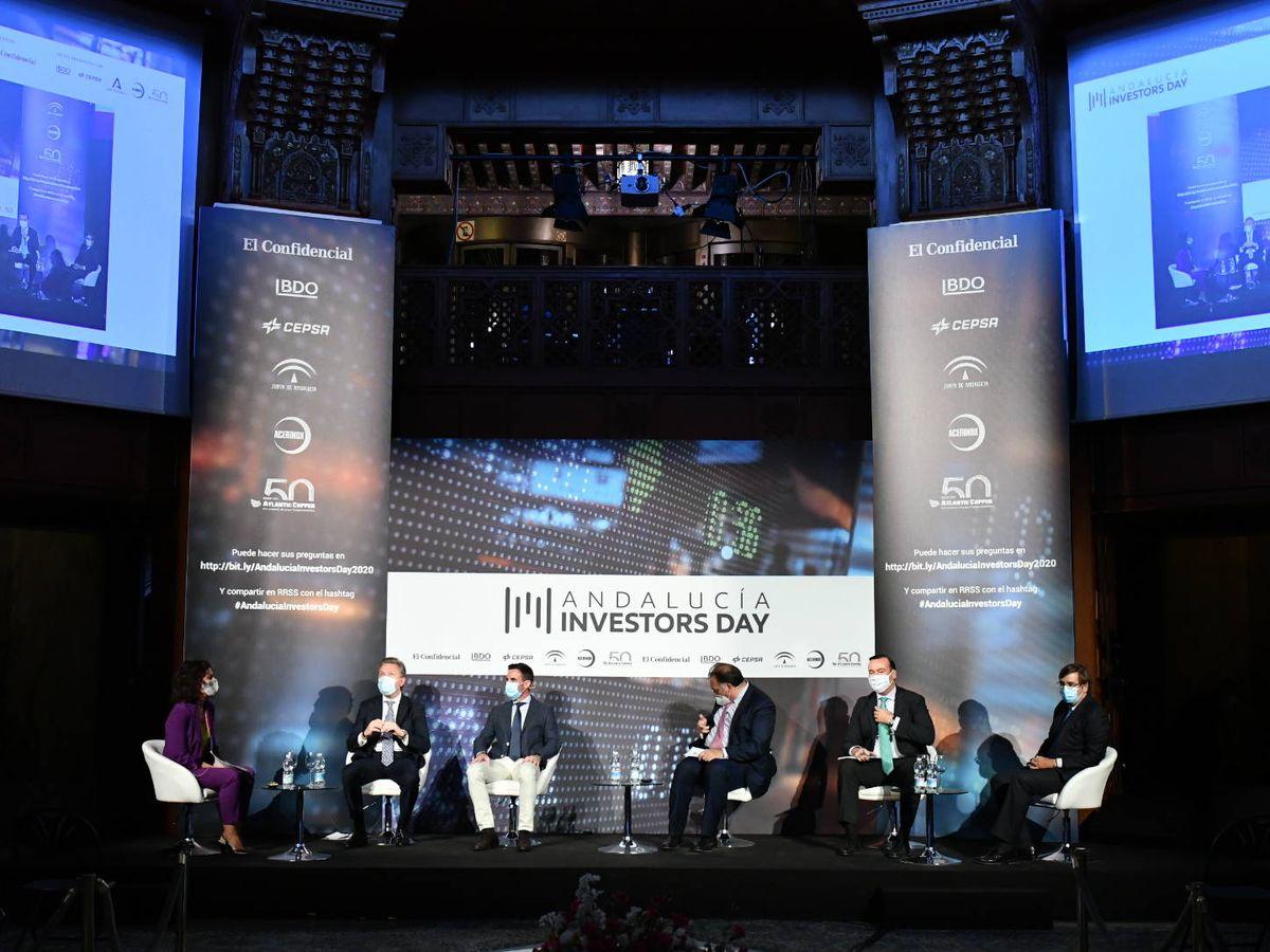 Foto: II edición Andalucía Investors Day