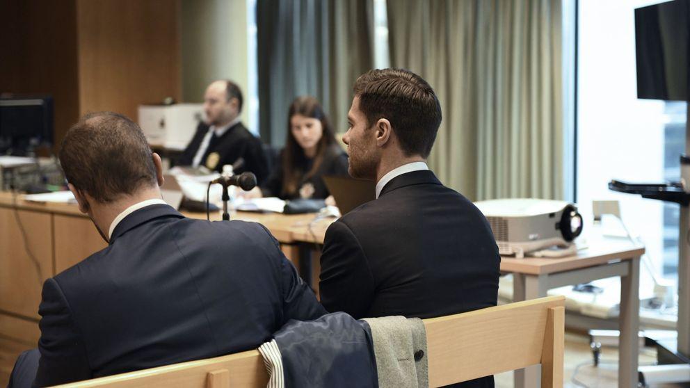 Suspenden el juicio contra Xabi Alonso ante la duda de si el tribunal es competente