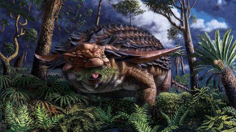 Esta fue la última comida de un dinosaurio hace 110 millones de años