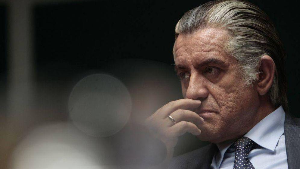 Foto: Pedro Casablanc da vida a Bárcenas en la película 'B'.