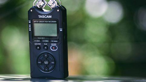 Las mejores grabadoras de voz digitales