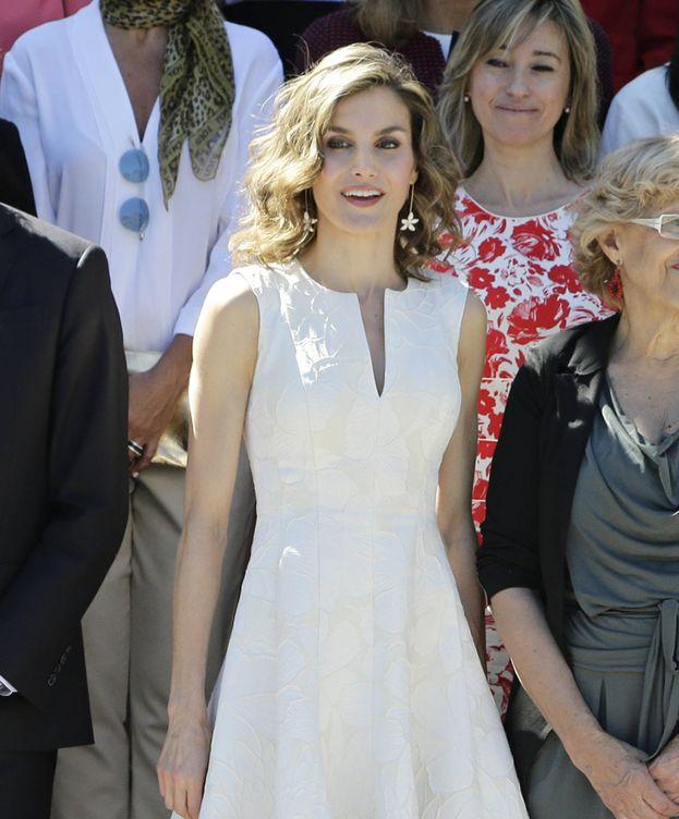 Foto: La Reina en una imagen de archivo. (Gtres)