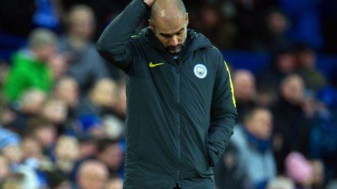 El Manchester City toca fondo y Guardiola ya da por perdida la Premier