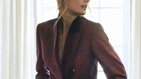 Así de perfecta y bonita es esta americana oversize de Massimo Dutti