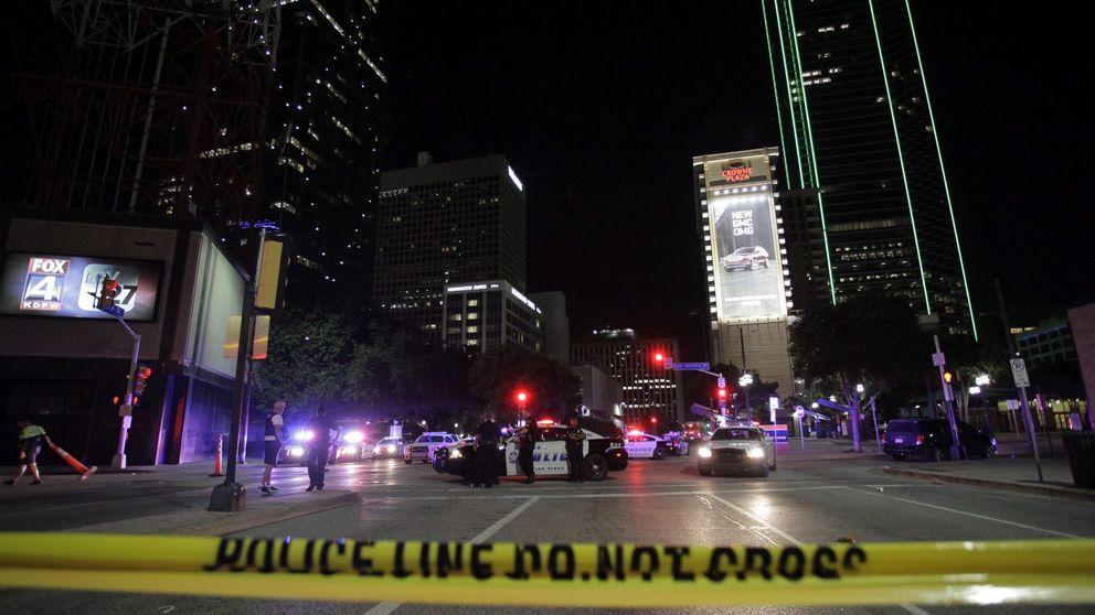 Cinco agentes muertos en Dallas en una protesta contra la violencia policial