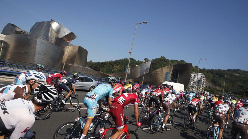 Los favoritos no fuerzan y Conti se lleva la etapa más larga de la Vuelta