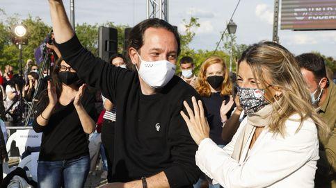 El relevo exprés en Podemos abre la puerta a Belarra y estrecha el margen de Yolanda Díaz