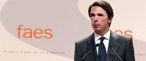 Desembarco de ministros en el Campus FAES tras el choque entre Aznar y Rajoy