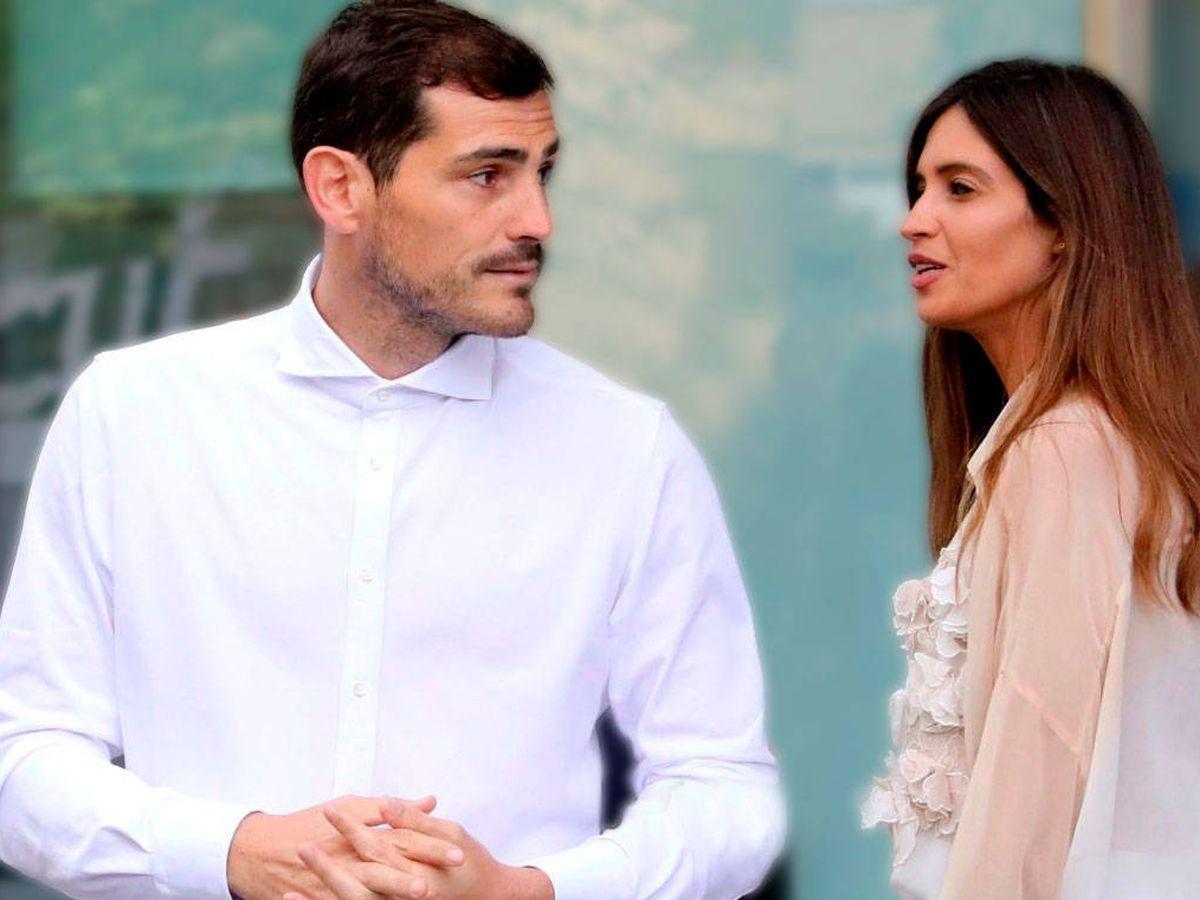 Foto: Iker Casillas y Sara Carbonero. (EFE)