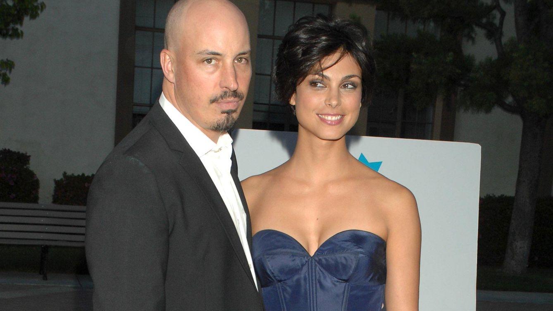 Foto: Morena Baccarin y su marido Austin Chick (Cordon Press)