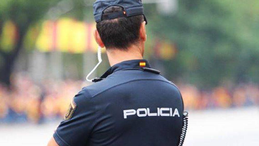 Foto: Agente de Policía. Foto: Policía Nacional