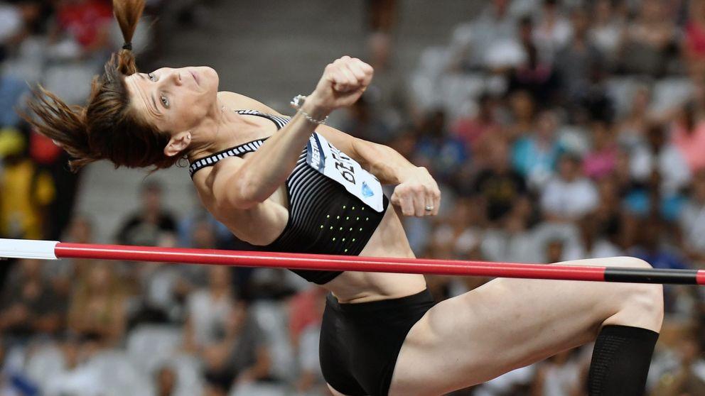 Ruth Beitia deslumbra: gana en París y roza su segunda Diamond League