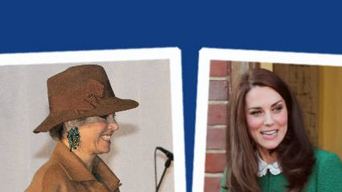 Estilo Real: del indescriptible look de Máxima al estilo ñoño de Kate Middleton