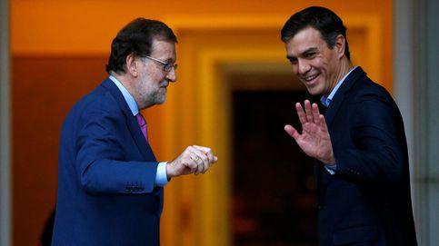 Sánchez rechaza el 1-O y anuncia iniciativas legislativas si Rajoy no dialoga con Cataluña