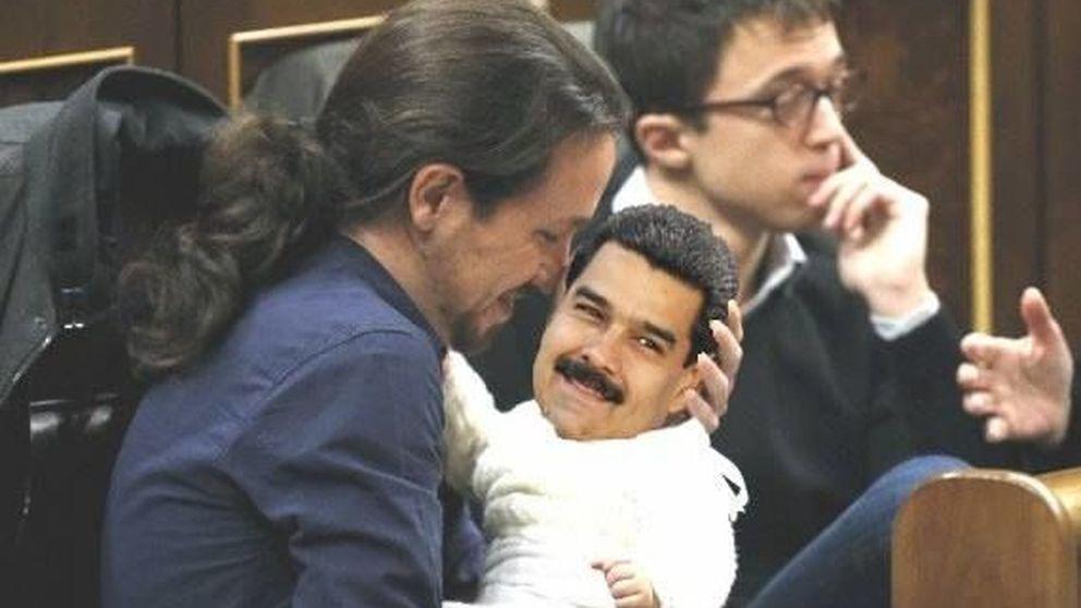 La visita del hijo de Carolina Bescansa al Congreso contado en memes