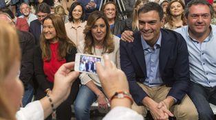 En el PSOE se afilan los dosieres