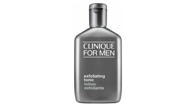 Loción exfoliante de Clinique For Men.