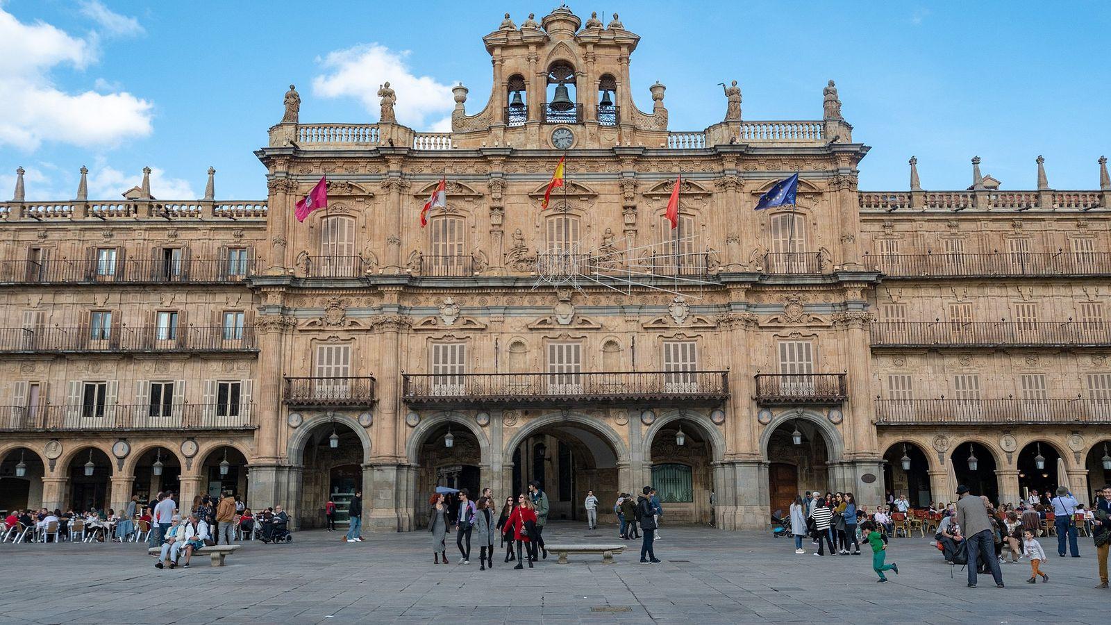 Foto: El tiempo en Salamanca. (C.C./xiquinhosilva)