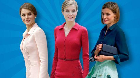Elige qué looks debería repetir la Reina Letizia y cuáles tendría que desechar