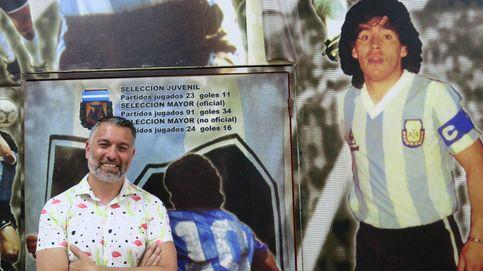 """Guillem Balagué: """"Maradona se convirtió en leyenda cuando casi se muere y resucita"""""""