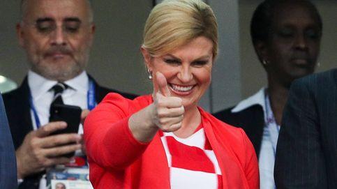 Así es Kolinda Grabar, la futbolera presidenta de Croacia que ya ha conquistado el Mundial