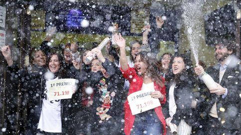 Las mejores imágenes del Sorteo de la Lotería de Navidad de 2017