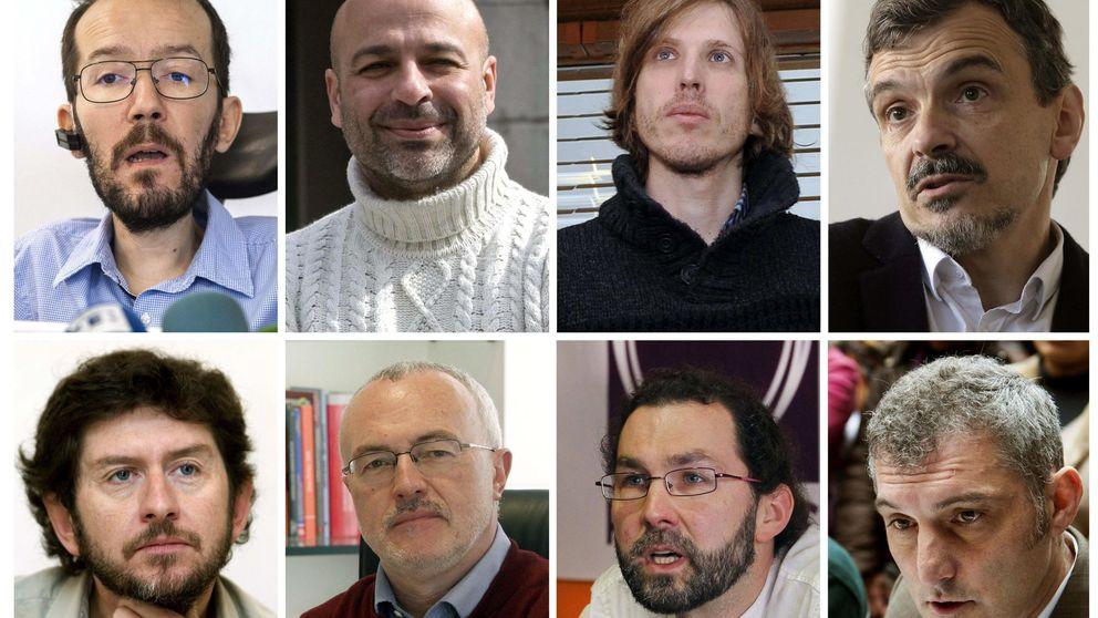 Los barones de Podemos arrasan en las primarias autonómicas