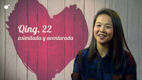 Qing, una china lesbiana, en 'First Dates': Los chinos os vamos a invadir