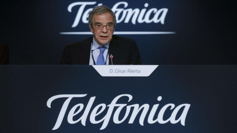 Telefónica gana 2.745 millones en 2015, un 8,5% menos, tras extraordinarios