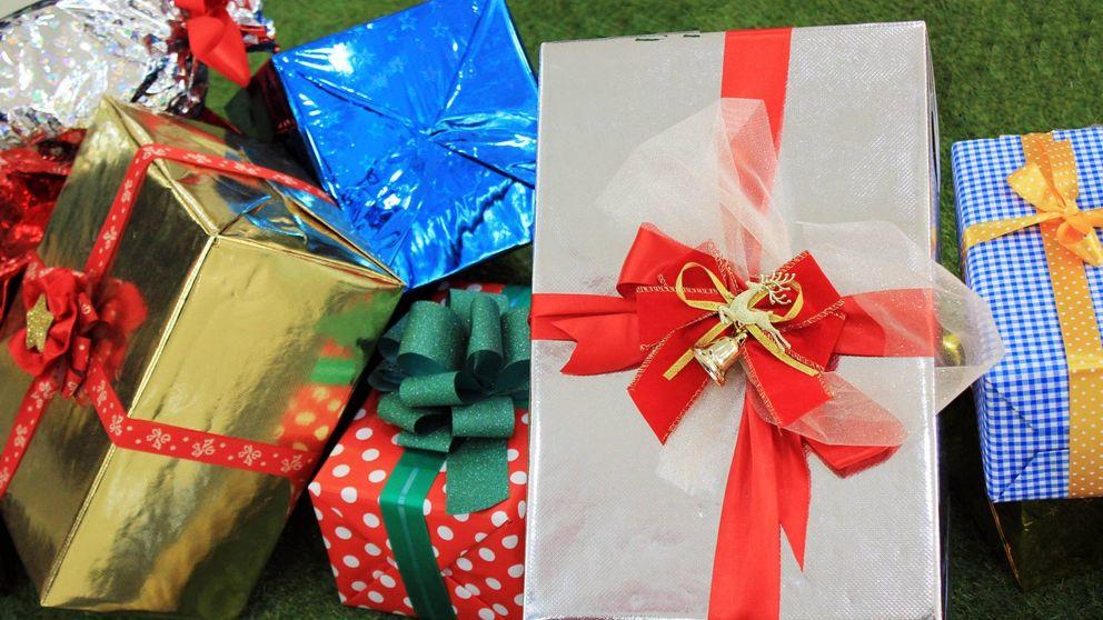 Cómo envolver regalos de Navidad en 12 segundos