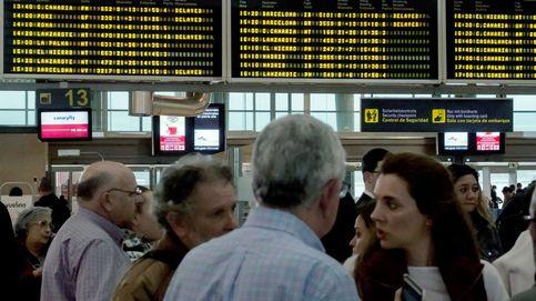 Fallo en Eurocontrol: la mitad de los vuelos pueden sufrir hoy retrasos