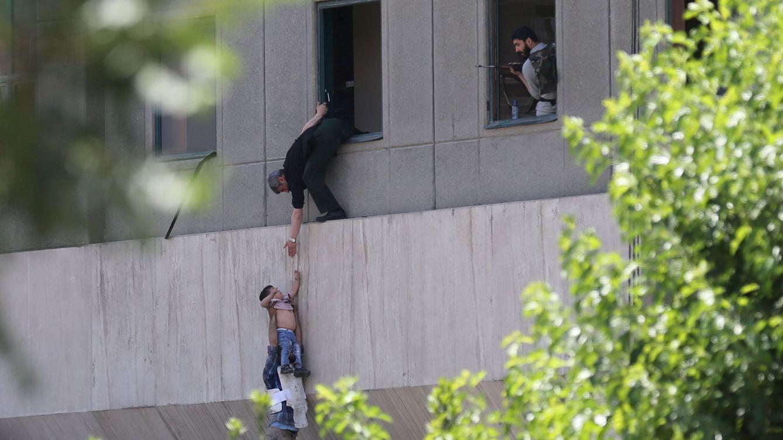 Foto: El atentado en Irán, en imágenes