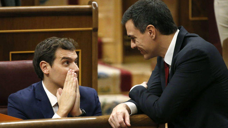 Ciudadanos condiciona el 'sí' a Rajoy a una mesa de negociación con el PSOE